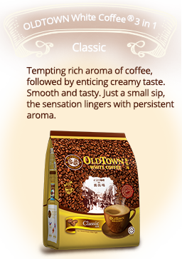 OldTown White Coffee™ 3in1 Classic