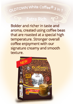OldTown White Coffee™3in1 Extra Rich